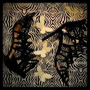 Limelight black open-toe heels